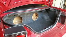 """Zenclosures 2-10"""" Subwoofer Sub Box for 1994-2004 Mustang FI"""