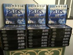 "NEW HIFONICS ZEUS 12"" Square Grill Sub Subwoofer Chrome Gri"