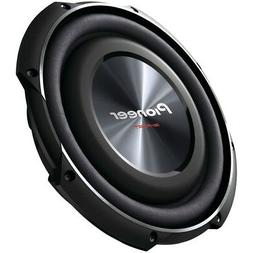 "Pioneer 10"" 1,200-watt Shallow-mount Subwoofer With Single 4"