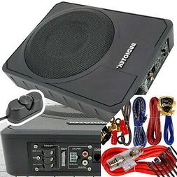 "GRAVITY 10"" 1200w  CAR AUDIO UNDER SEAT SUPER SLIM POWERED S"