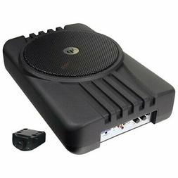 """Audiopipe 10"""" 300 Watts Max Active Enclosed Car Subwoofer Sy"""