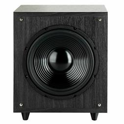 """10"""" 400W Powered Active Subwoofer Front-Firing Woofer Surrou"""