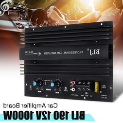 1000w BLJ-190 Hi-Fi Stereo Audio Amplifier Amp Subwoofer For