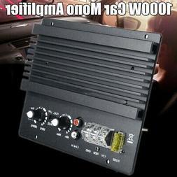 1000W Mono Car Audio Amplifier Amp Board Powerful Bass- Subw