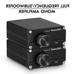 100W Subwoofer / Full Frequency Mono Power Amplifier Mini Di