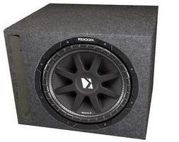 Kicker 10C124 Comp 12-Inch Subwoofer 4 SVC
