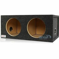 Atrend 10DQL Dual 10 Sealed Subwoofer Box