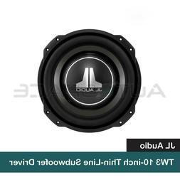 Jl Audio 10tw3-d4 Shallow-mount 10