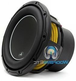 """JL AUDIO 10W6V3-D4 10"""" 600W DUAL VOICE COIL 4-OHM CAR BASS S"""