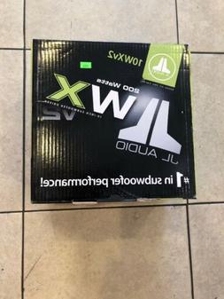 JL Audio 10WX-4 10in. Car Subwoofer