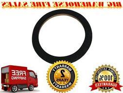 """12"""" Black Carpeted MDF Car Stereo Speaker Woofer Subwoofer S"""
