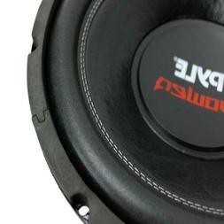 "12"" Inch 1600 Watt Dual 4 Ohm Car Subwoofer 1,600W Max Power"