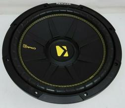 Kicker 12 Inch CompC 600W Single Voice Coil SVC Subwoofer 44