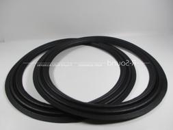12 inch Subwoofer Cloth Edge Speaker Surround Repair Woofer