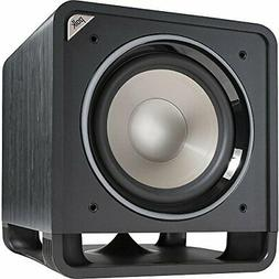 Polk Audio 12 Inches 400 Watts Home Theater Subwoofer Black