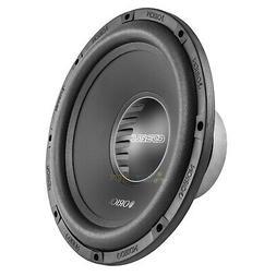 "12"" Subwoofer 4 Ohm 1400 Watts Max Shallow Car Audio Sub Bas"