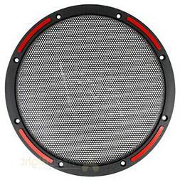 """12"""" Subwoofer Mesh Grill Speaker Accessory BlackCerwin Veg"""