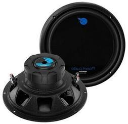 "12"" Subwoofer Speaker Planet Audio 1800 Watt Dual 4 Ohm Voic"