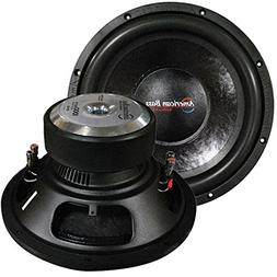 AMERICAN BASS  American Bass 12 Woofer 1000W Max 4 Ohm DVC