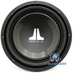 "12W1V3-4 - JL Audio 12"" Single 4-Ohm W1v3 Series Subwoofer"