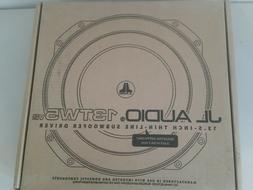 "JL Audio 13TW5v2-4 Shallow-mount 13.5"" 4-ohm subwoofer 1200"