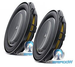 "13TW5V2-4 - JL Audio 13.5"" 4-Ohm 600W Shallow Mount Car Subw"