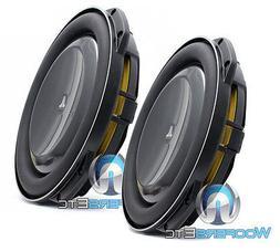 """13TW5V2-2 - JL Audio 13.5"""" 2-Ohm 600W Shallow Mount Car Subw"""