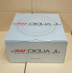 JL Audio 13W1V2-8 13.5-inch 8-ohm Subwoofer * BRAND NEW IN O