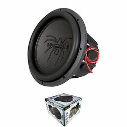 "Soundstream 15"" 2600W Tarantula T5 Series Dual 2 Ohm Subwoof"