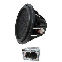 "Soundstream 15"" 2600W Tarantula T5 Series Dual 4 Ohm Subwoof"