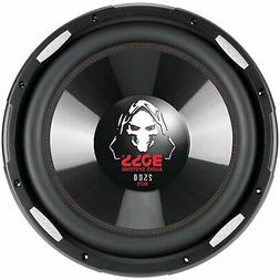 "15"" Subwoofer Boss Audio 2500W Phantom Series Speaker Dual 4"