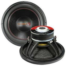 Qpower 15 Woofer Super Heavy Duty Woofer 4000 Watts 139.5 oz