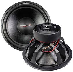 AMERICAN BASS American Bass 18 Wooofer 3000 watts max 1 Ohm