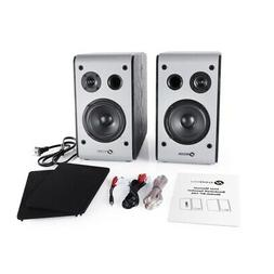 1Pair Top quality Bookshelf Loudspeaker Home Speakers & Subw