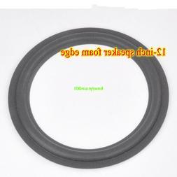 "1pcs 12"" inch Speaker foam edge subwoofer surround repair pa"