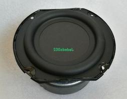 "1pcs 4""inch 114mm 4ohm 4Ω Bass speaker loudspeaker woofer s"