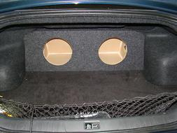 2 12 subwoofer sub speaker box