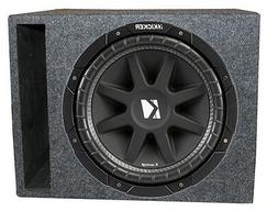 "2) KICKER 43C154 15"" 1000W COMP Car Subwoofers Subs+ Vented"