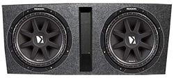 """2) KICKER 43C154 15"""" 1000W COMP Car Subwoofers Subs+ Vented"""