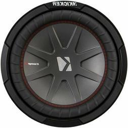 "Kicker 43CWR102 Comp R Car Audio Suwboofer Dual 2 Ohm 10"" S"