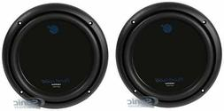 "2) PLANET AUDIO AC10D 10"" 3000W Dual 4 Ohm Stereo Car Audio"