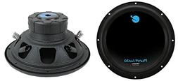 "2) PLANET AUDIO AC12D 12"" 3600W Car Audio Power Subwoofers S"