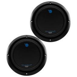 "2) New Planet Audio AC8D 8"" 2400 Watt Car Subwoofer Power Su"