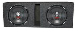 "Boss Audio P126DVC 12"" 4600 Watt Car Subwoofers+Vented Sub"