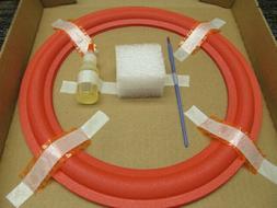 """2 Cerwin Vega 12""""  Foam Surround Repair Kit  CLSC-12  CLSC-1"""