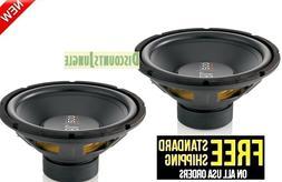 "2-JBL CS1214 - 12"" 2000W Car Subwoofers Power Subs Audio Woo"
