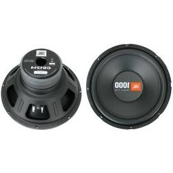 "2 JBL CS1214 12"" 2000W Car Subwoofers Power Subs Audio Woofe"