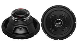 "2) New Boss CXX12 12"" 2000W 4-Ohm Car Audio Power Subwoofers"