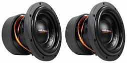 """American Bass HD10D1 HD 10"""" 4000w Competition Car Subwoofer"""