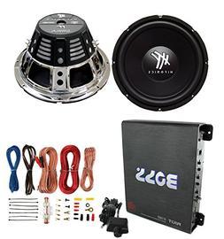 """2) HIFONICS HFX12D4 12"""" 1600W Car Audio DVC Subwoofers +Mono"""
